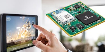 Microchip provides free of charge graphics toolkit