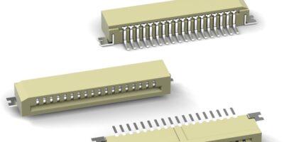 RS Components stocks Würth Elektronik SMT LIF connectors