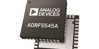 Richardson RFPD adds ADI's family of 5G dual-channel receiver front ends