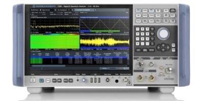 Rohde & Schwarz upgrades FSW analyser to 8.3GHz bandwidth