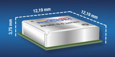 Non-isolated DC/DC from Recom is available at Rutronik UK
