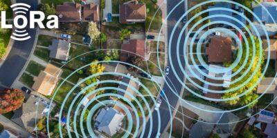 Semtech provide low power connectivity to Amazon Sidewalk