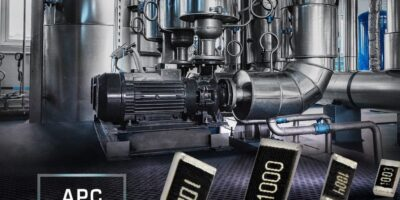 Thin film chip resistors meet latest anti-sulphur standards