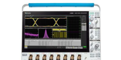 Tektronix claims MSO is first 10GHz scope with four, six or eight channels