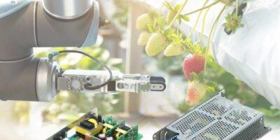 Components Bureau adds RBC300F open frame power supply