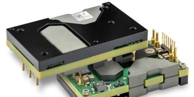 Isolated DC/DC converter helps data centres meet energy efficiency benchmarks
