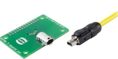 Harting industrial SPE range is now available at Mouser
