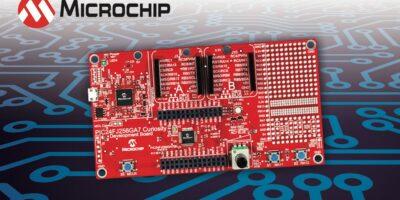 Win a Microchip PIC24FJ256GA7 Curiosity Development Board