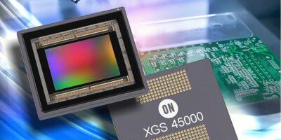 Low noise image sensors enhance ON Semiconductor's industrial range