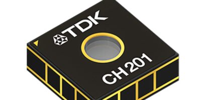 CH201 ToF sensor operates at up to 5m