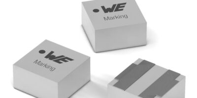 Würth Elektronik reveals miniature coiled metal-alloy power inductors