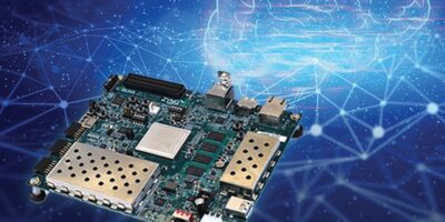 Reference design supports x-ray deep learning model