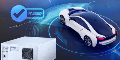 Target simulator sets new standards for 4-D radar sensors